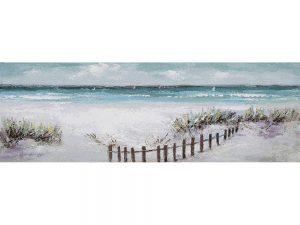 Olie op canvas - Duinen - 50 cm hoog