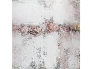 Olie op canvas - Abstract - 120 cm hoog
