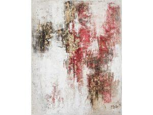 Olie op canvas - Abstract - 150 cm hoog