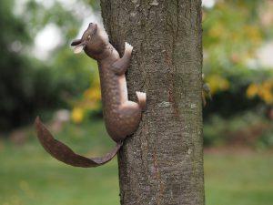Tuinbeeld - Eekhoorn - 37 cm hoog