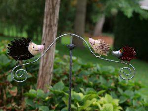 Tuinsteker - Balans egels - 130 cm hoog